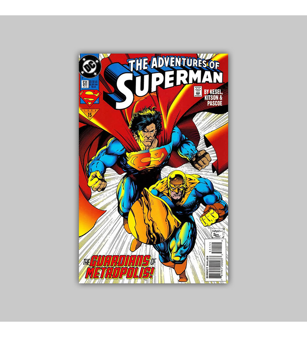 The Adventures of Superman 511 1994