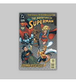 The Adventures of Superman 529 1995