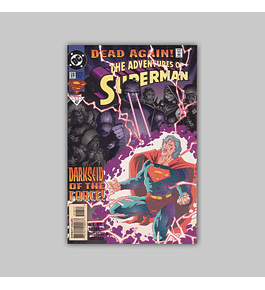 The Adventures of Superman 518 1994