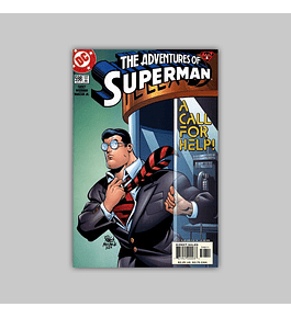 The Adventures of Superman 598 2002