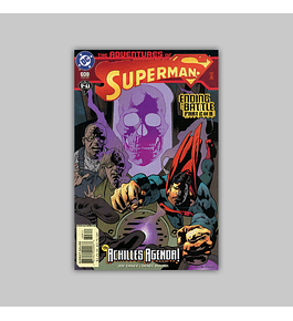 The Adventures of Superman 608 2002