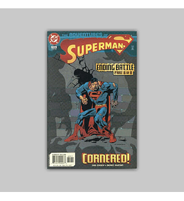 The Adventures of Superman 609 2002