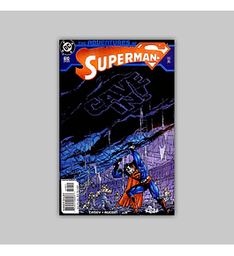 The Adventures of Superman 610 2003