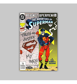 The Adventures of Superman 501 1993
