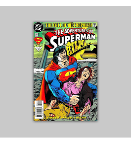 The Adventures of Superman 514 1994