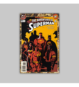 The Adventures of Superman Annual 6 1994