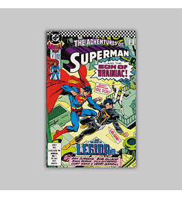 The Adventures of Superman Annual 2 1993
