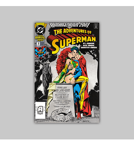 The Adventures of Superman Annual 3 1993