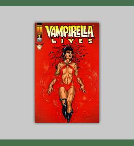 Vampirella Lives 2 A 1997
