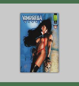Vampirella Lives 2 C VF+ (8.5) 1997