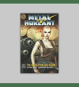 Metal Hurlant English Edition 1 2002