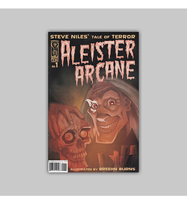 Aleister Arcane (complete limited series) 2004