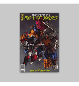 Transformers: Beast Wars 1 C 2006