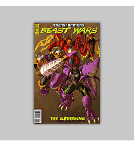 Transformers: Beast Wars 1 B 2006
