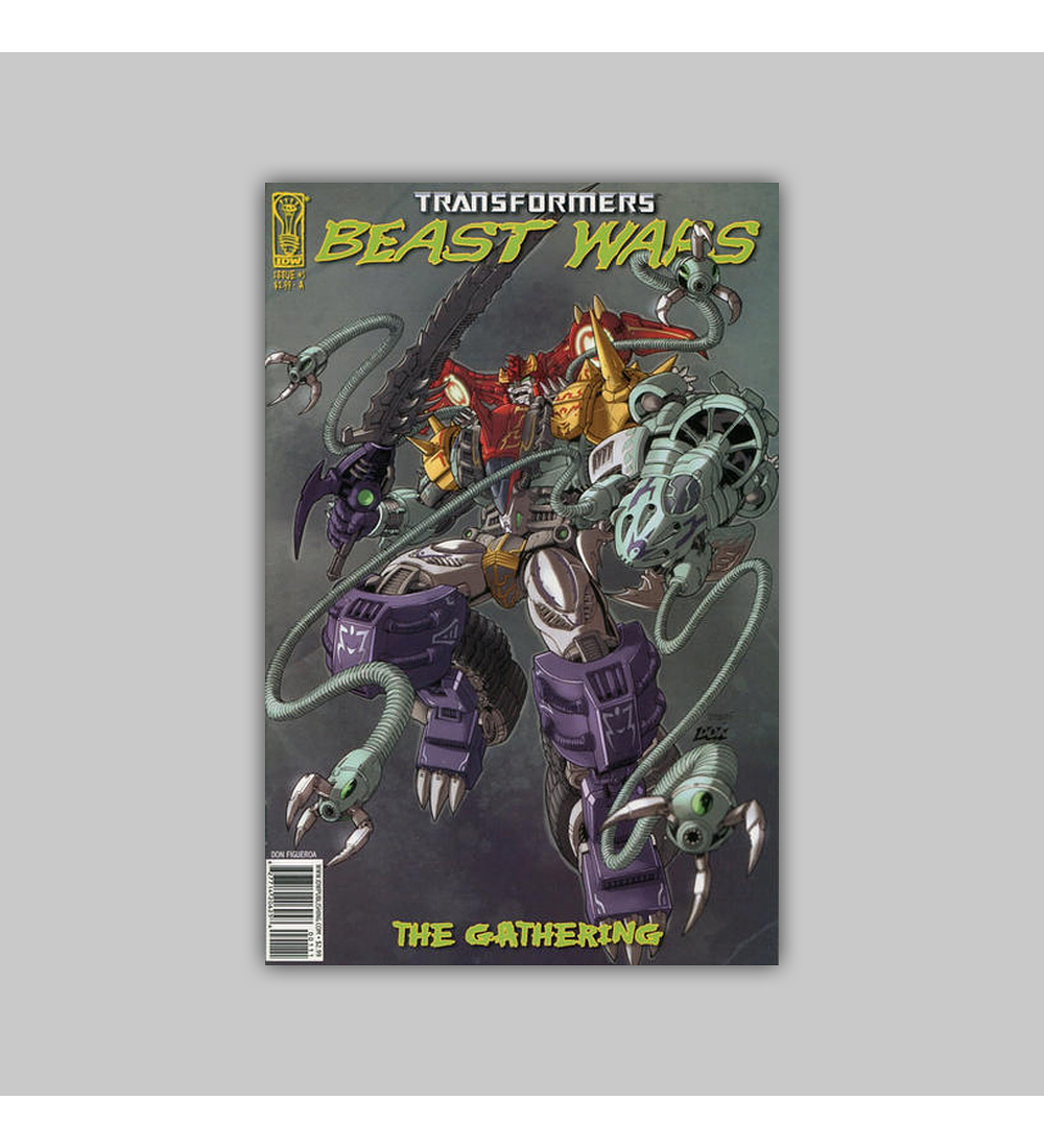 Transformers: Beast Wars 1 A 2006