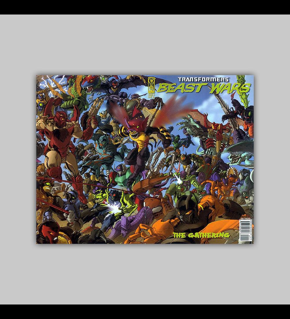Transformers: Beast Wars 1 D 2006
