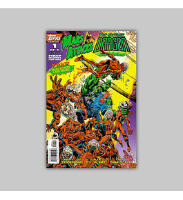 Mars Attacks The Savage Dragon (complete limited series) 3 1996