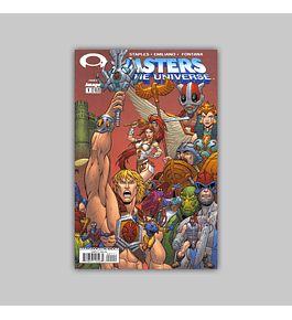 Masters of the Universe (Vol. 2) 1 2003