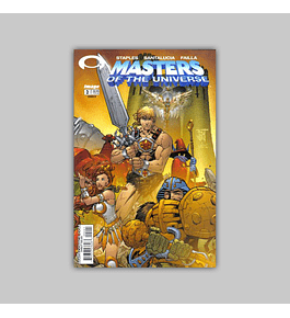 Masters of the Universe 2 B 2002