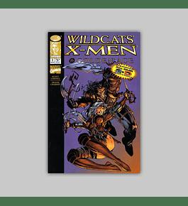 WildCATS/X-Men: Golden Age 1 3D 1997