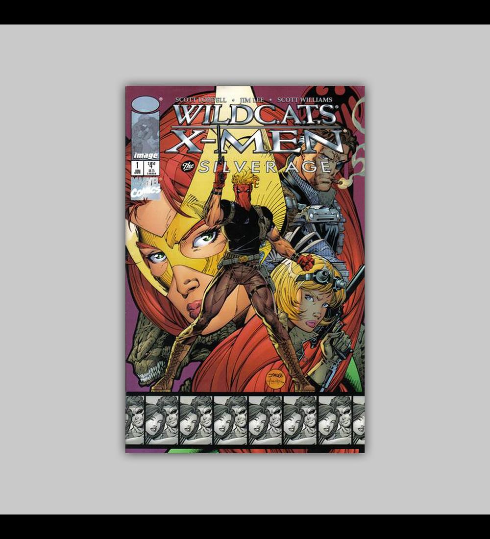 WildCATS/X-Men: Silver Age 1 1997