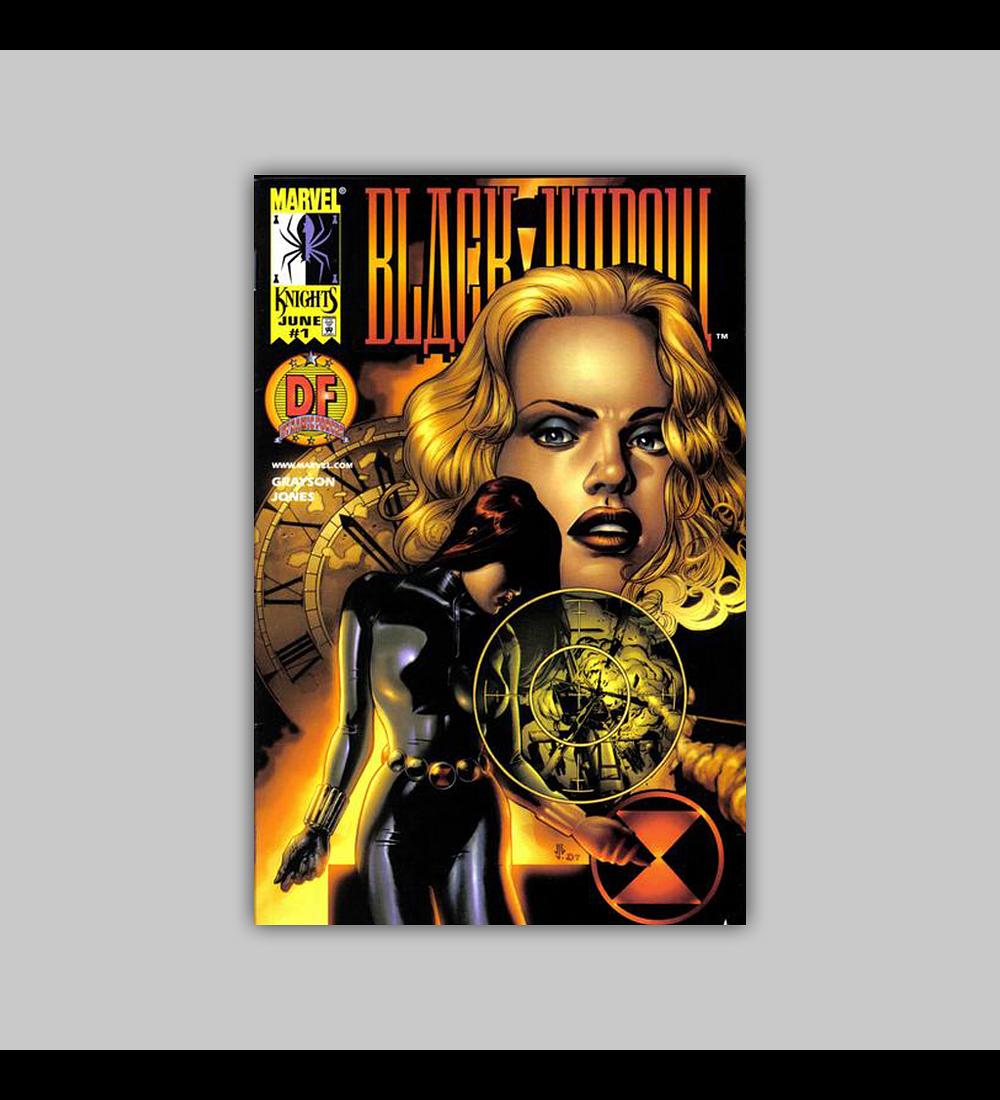 Black Widow 1 NM (9.4) 1999