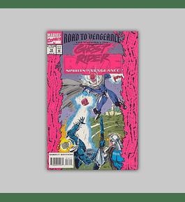 Ghost Rider/Blaze: Spirits of Vengeance 16 1993