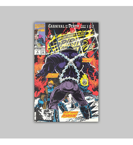 Ghost Rider/Blaze: Spirits of Vengeance 9 1993