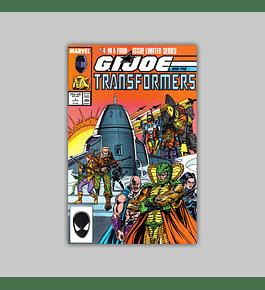 GI Joe and the Transformers 4 1987