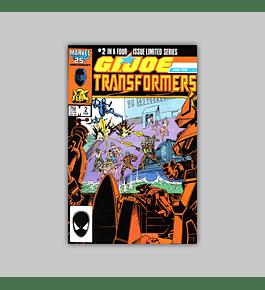 GI Joe and the Transformers 2 1986