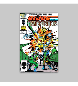 GI Joe and the Transformers 1 1986