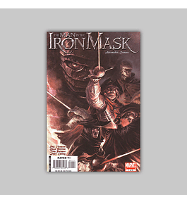 Marvel Illustrated: The Man in the Iron Mask 1 2007