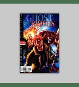 Marvel Mangaverse: Ghost Riders 1 2002