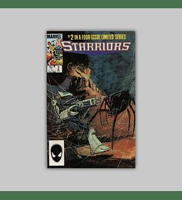 Starriors 2 1984