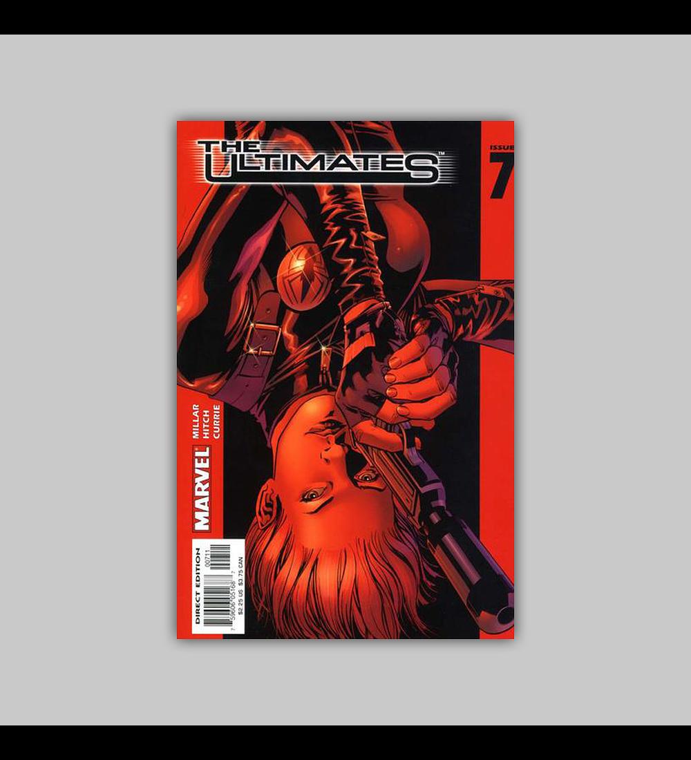 Ultimates 7 2002