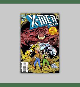 X-Men 2099 15 1994