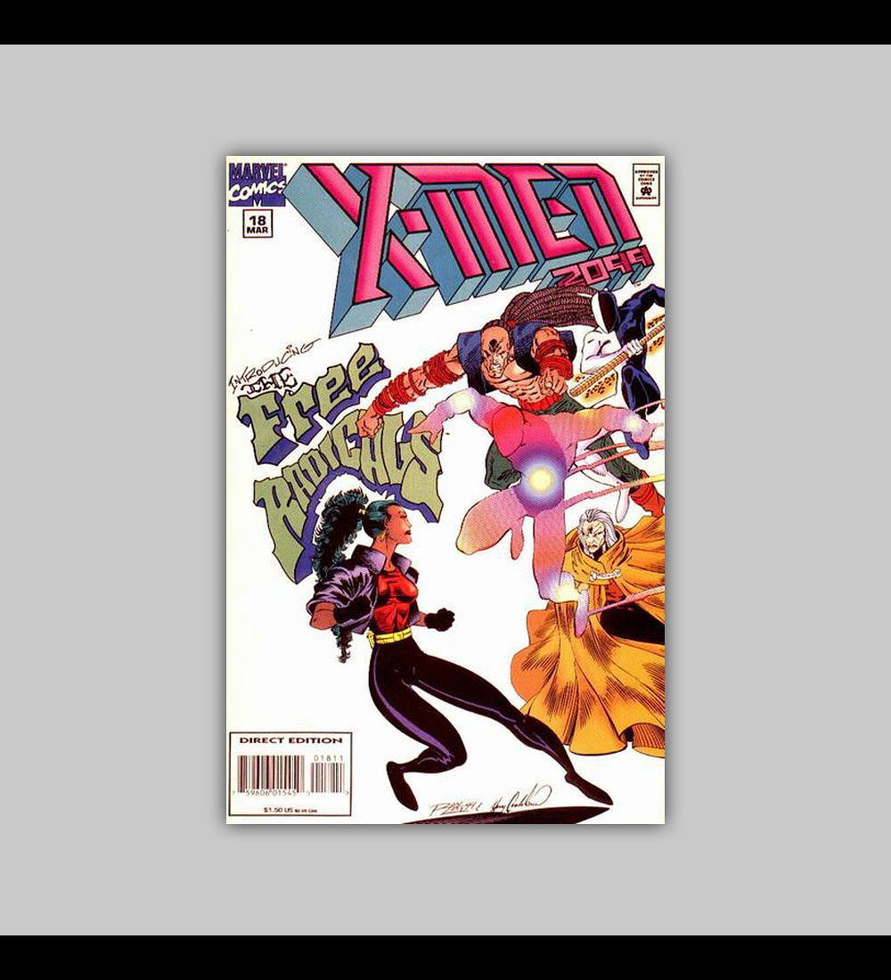 X-Men 2099 18 1995