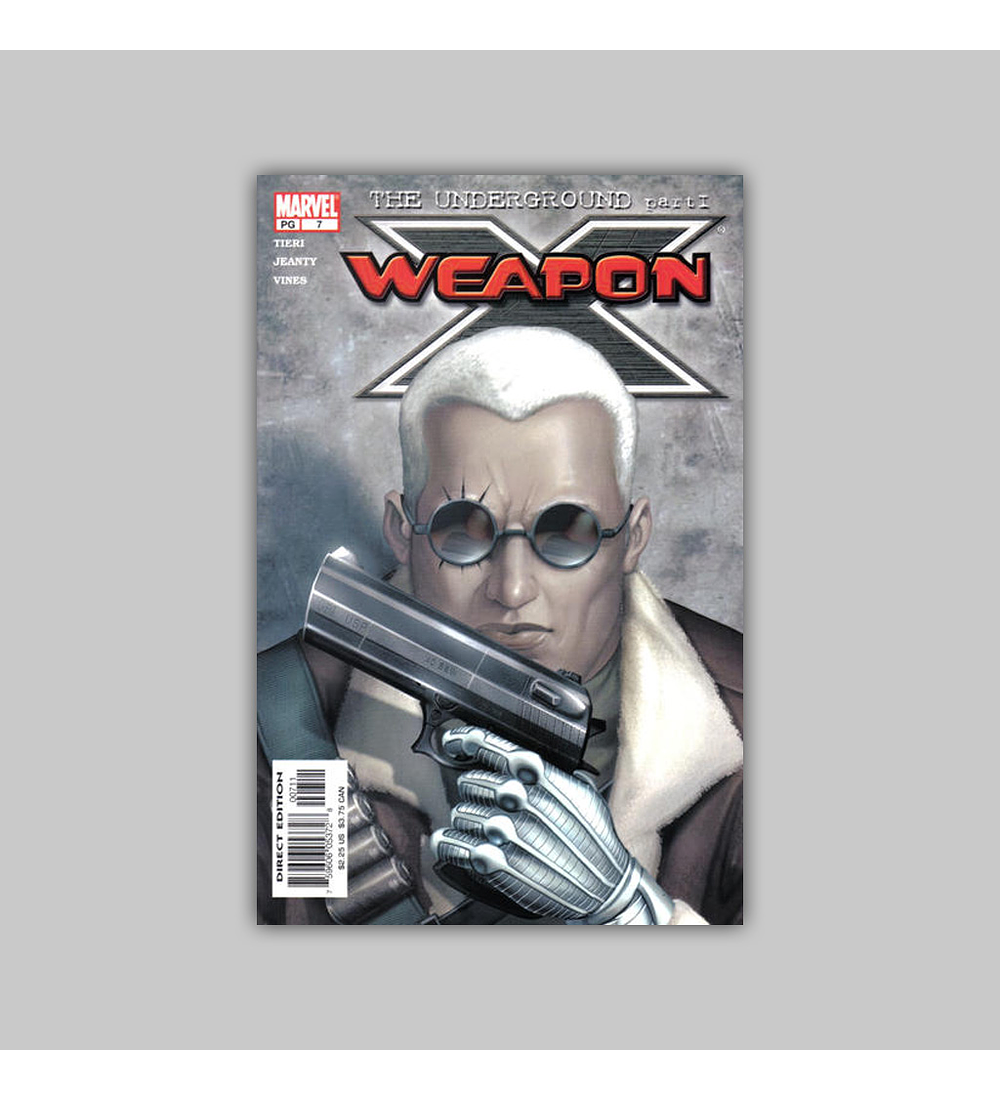 Weapon X 7 2003
