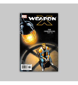 Weapon X 13 2003