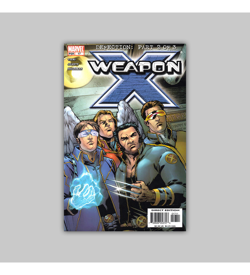 Weapon X 17 2004