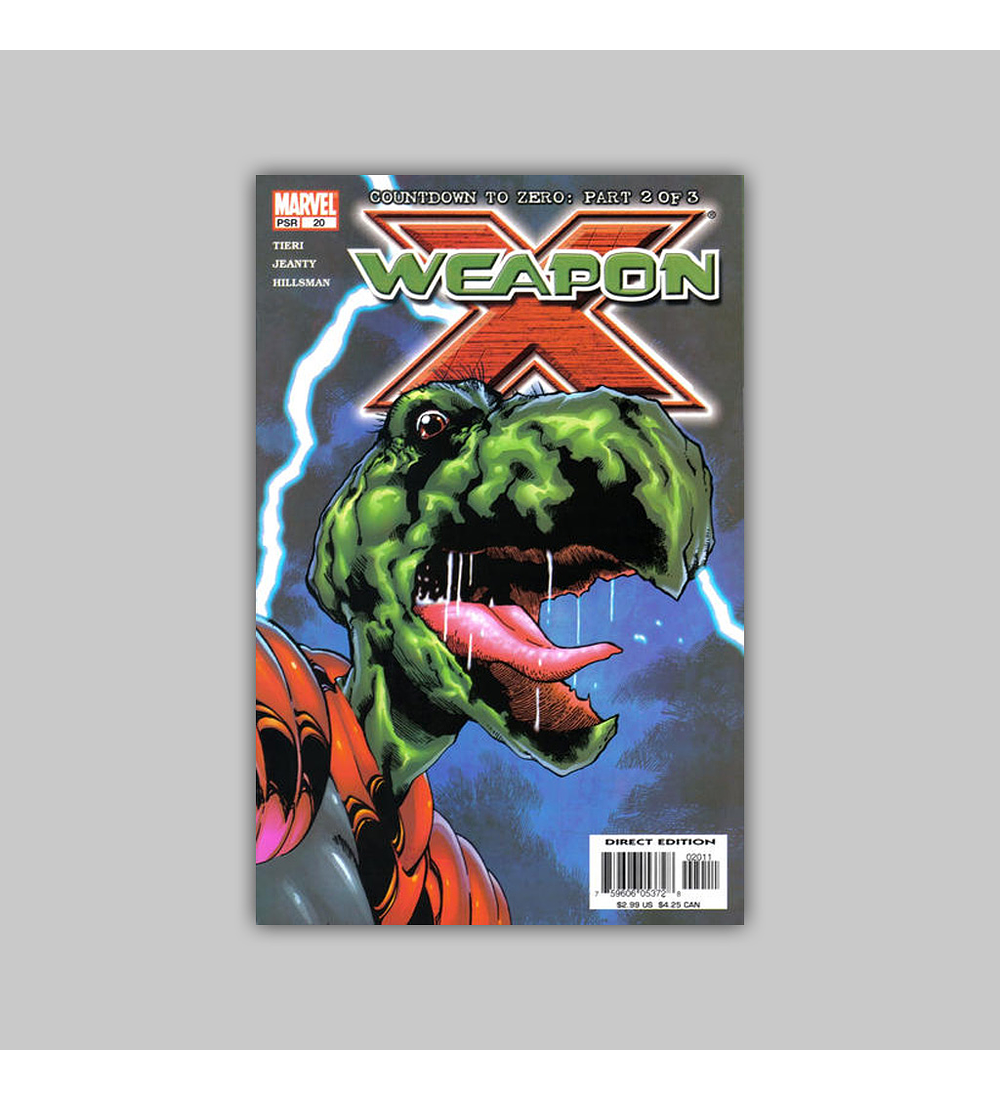 Weapon X 20 2004