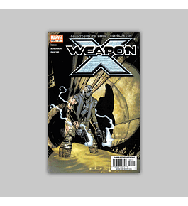 Weapon X 21 2004