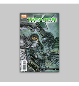 Weapon X 24 2004