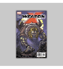 Weapon X 26 2004