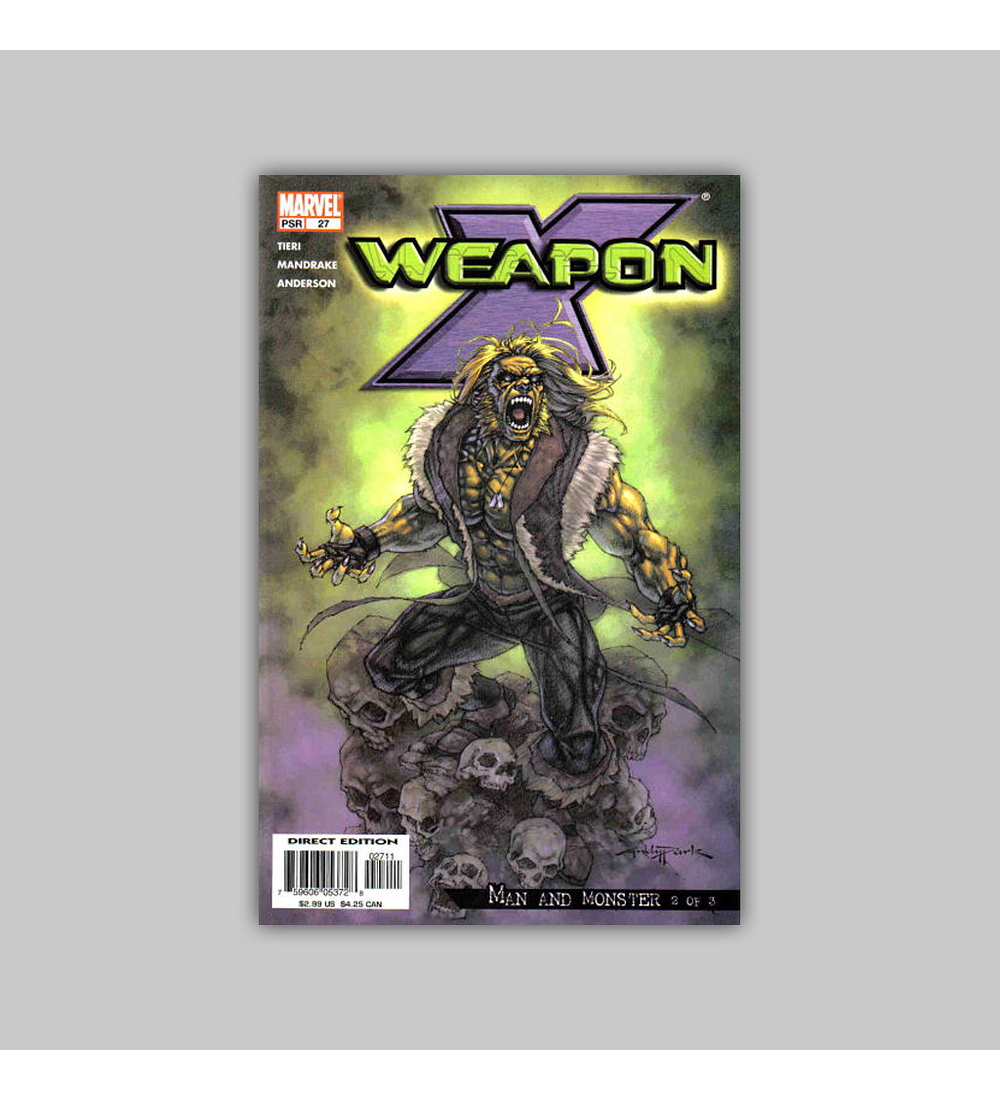 Weapon X 27 2004