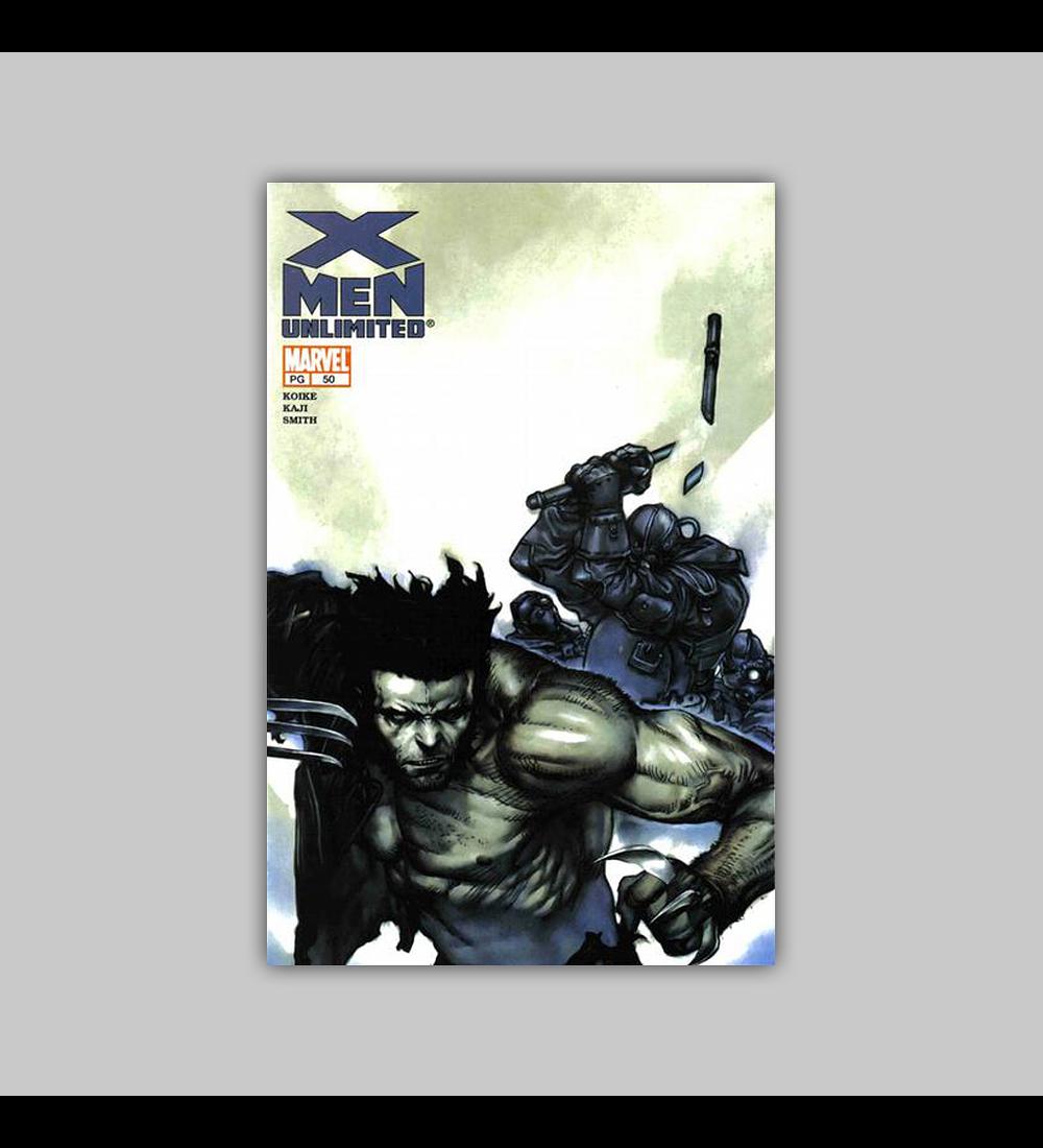 X-Men Unlimited 50 2003