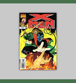 X-Men Unlimited 4 1994