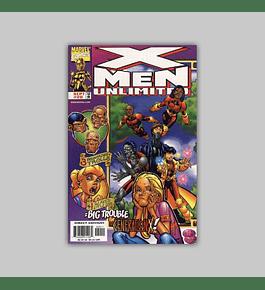 X-Men Unlimited 20 1998