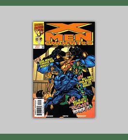 X-Men Unlimited 21 1998