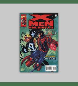 X-Men Unlimited 28 2000
